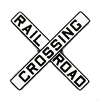 Railroad Crossbucks