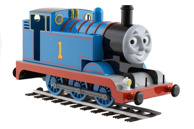 Click for more info on Thomas the Tank Engine!