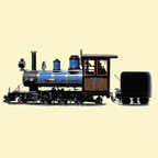 Prairie Live Steam Locmotive