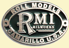 RMI Railworks Camarillo California