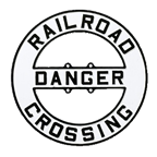 Danger Rairoad Crossing